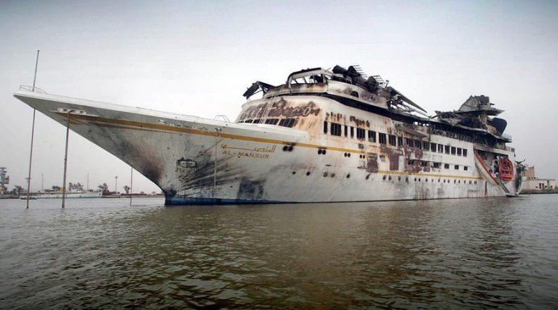 al mansur yacht