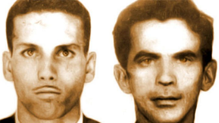 Manoel Pereira da Cruz and Miguel Jose Viana