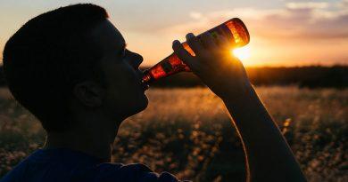 intern drink beer