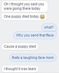 mum emoji