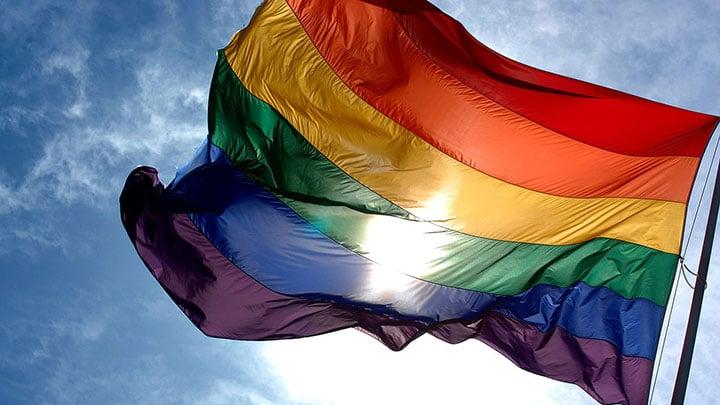 LGBT Pride Rainbow Flag