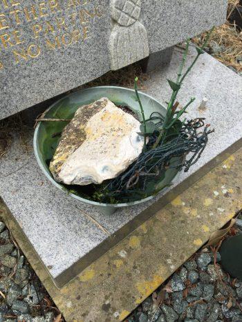 Sir Alf Ramsey gravestone