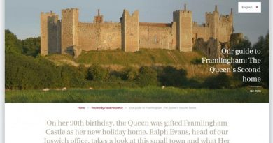 Queen Framlingham Castle