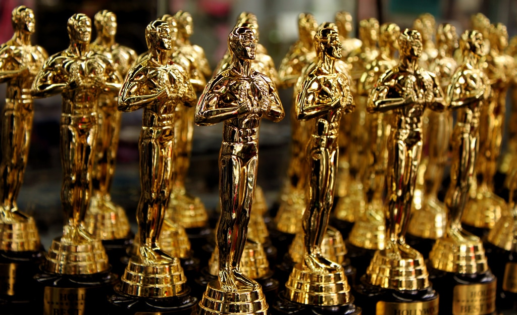 history of the Oscars statuette