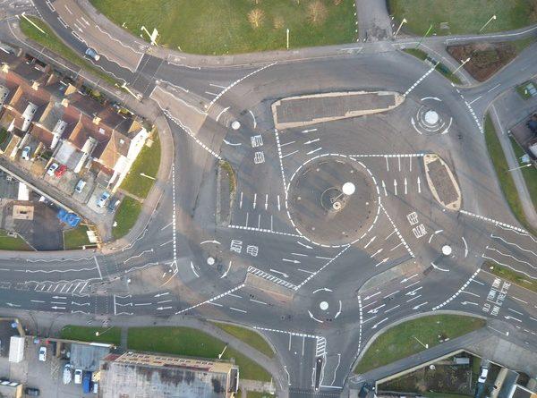 magic roundabout swindon