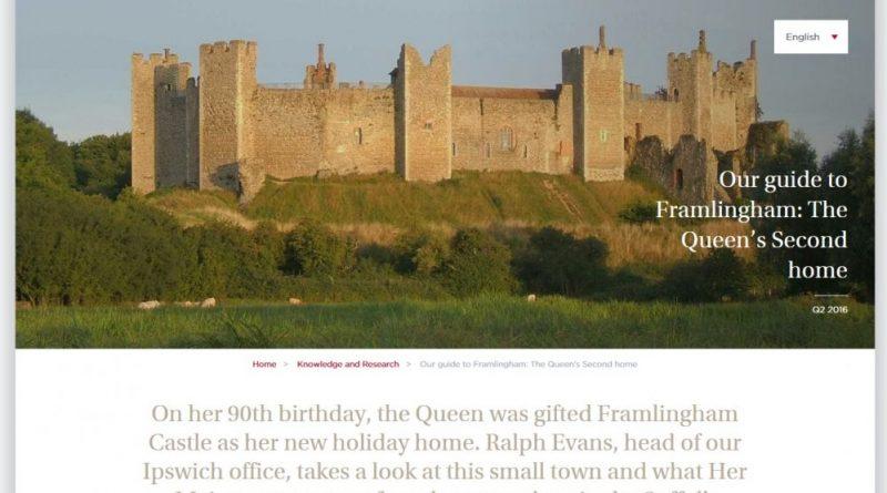 Queen Framlingham Castle