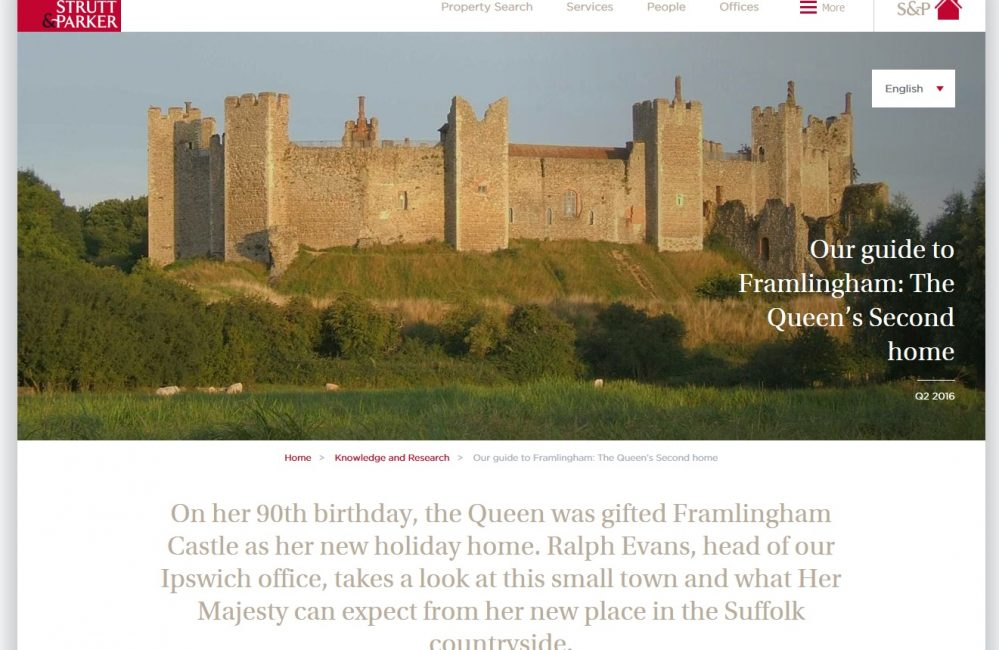 One IS amused – estate agent falls for Suffolk Gazette spoof