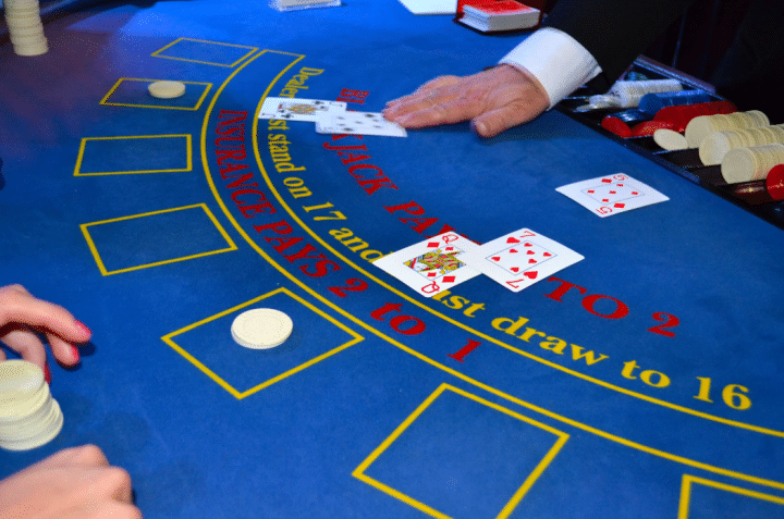 blackjack the facts