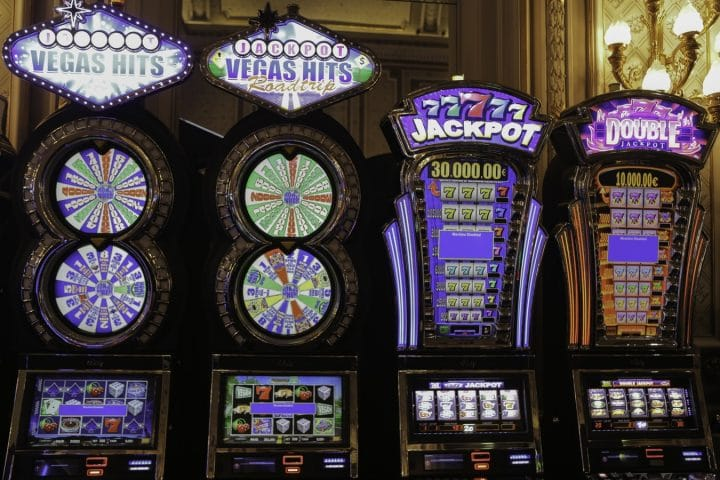 The latest in super slots revealed