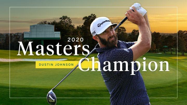 Dustin Thomas wins The Masters