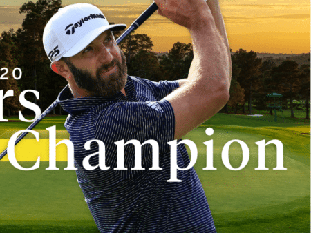 How Dustin Johnson won the US Masters at Augusta