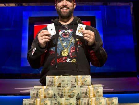 Joe Herbert wins WSOP Main Event domestic final table
