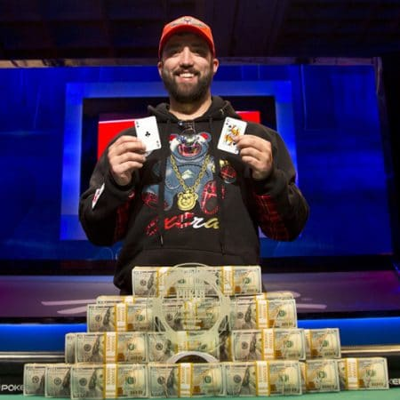 Joe Herbert wins WSOP Main Event domestic final table