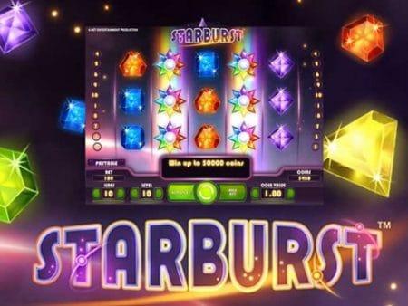 The enduring appeal of NetEnt's Starburst slot