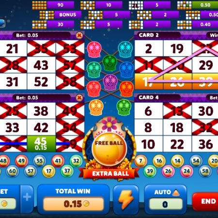 New video bingo games a hit with players