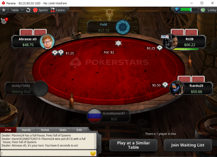 How to sign up for PokerStars
