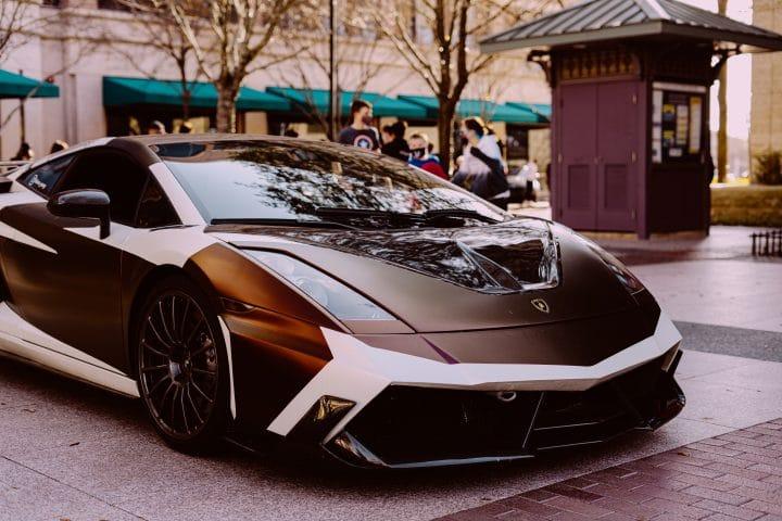 PokerStars Lamborghini